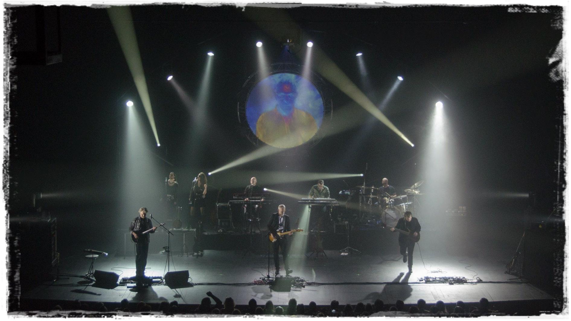 P-Floyd Tour 2014, Cirkus. Photo Mariah Sjöberg