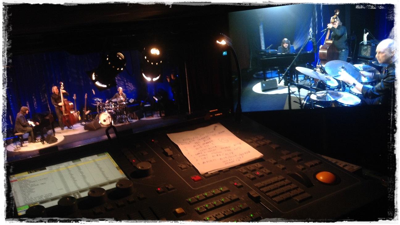 DVD-recording Robert Wells, Scalateatern