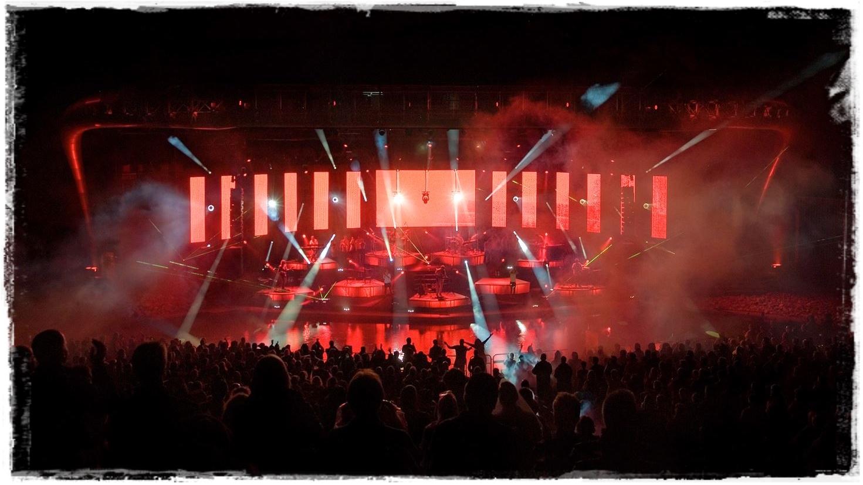 P-Floyd 2014, Dalhalla