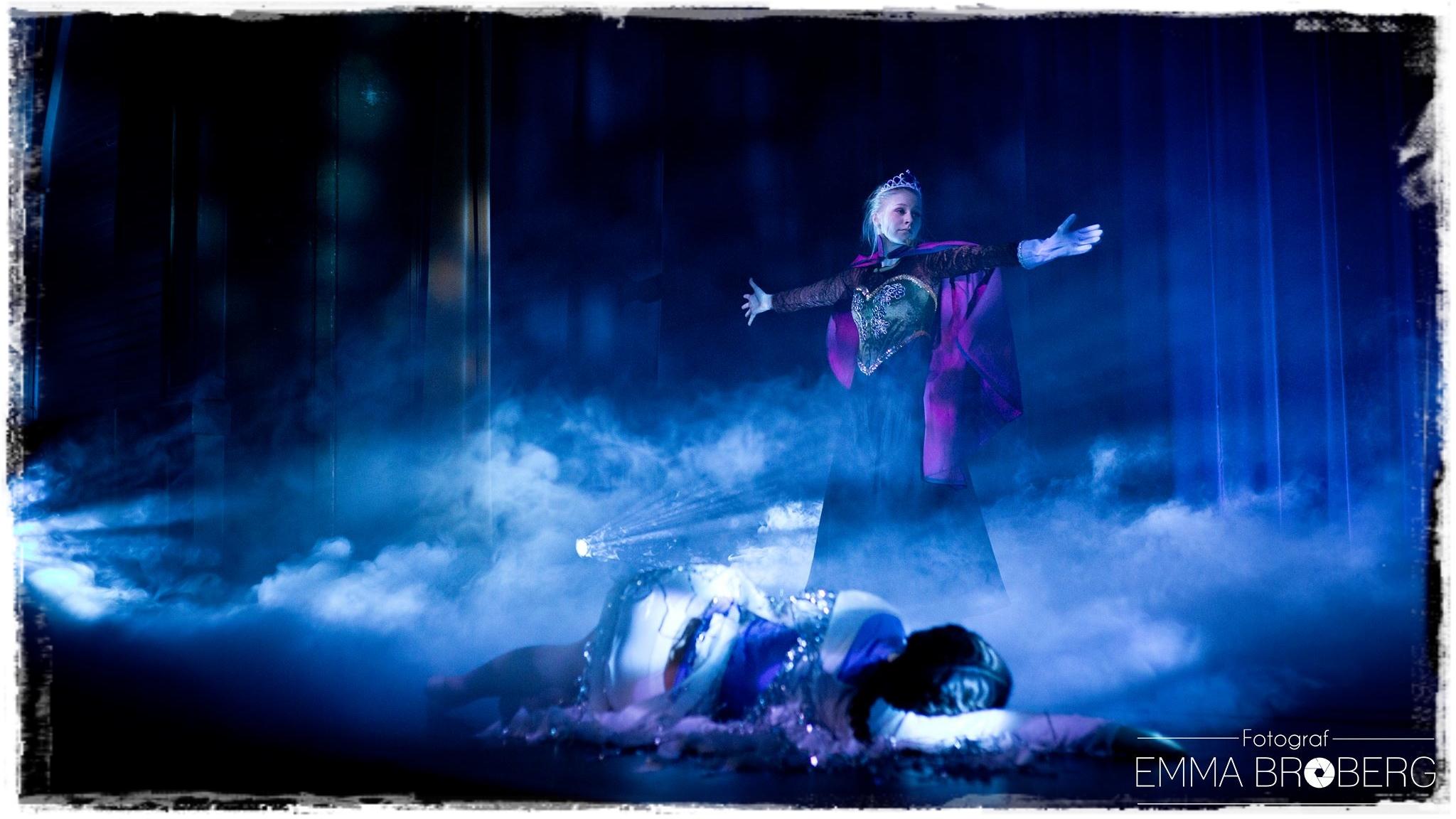 Dansföreställningen Frost, Leksand